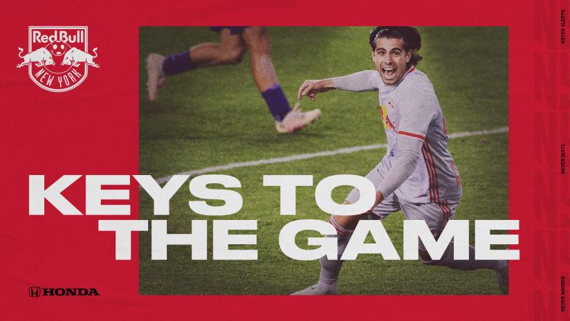 KEYS TO THE GAME, pres. by TriHonda Dealers: New York Red Bulls vs. Sporting Kansas City