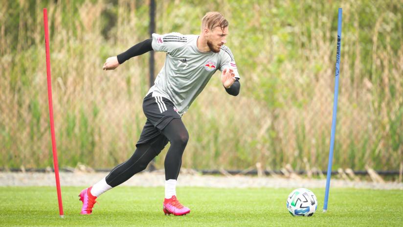 Daniel Royer Training