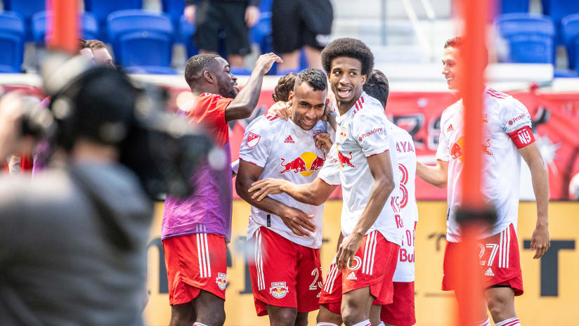 COLUMN: Midfield Depth Starts To Show Its Worth for RBNY