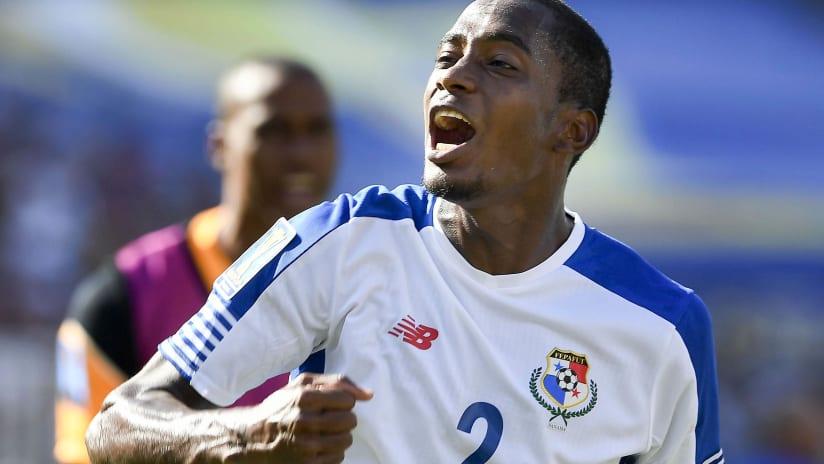 Michael Amir Murillo Panama Gold Cup