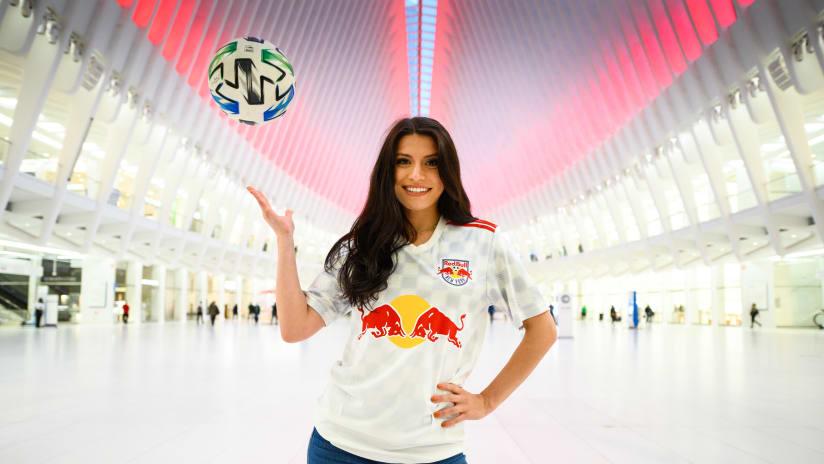 New York Red Bulls Introduce Ally Melendez As In-Stadium Host for 2021