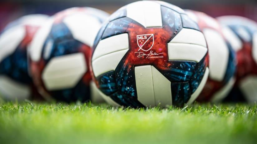 2019 soccer balls