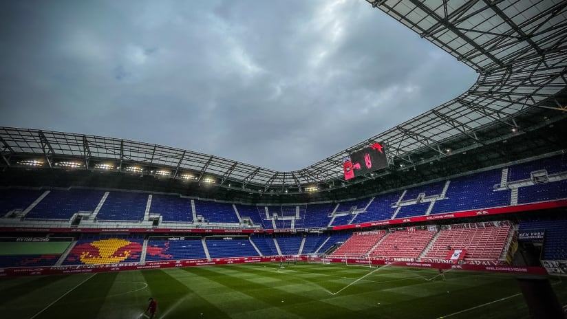 Red Bulls Use Final Tuneup to Fine-Tune Identity