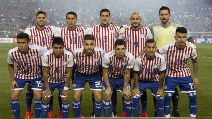 Paraguayvs.Mex