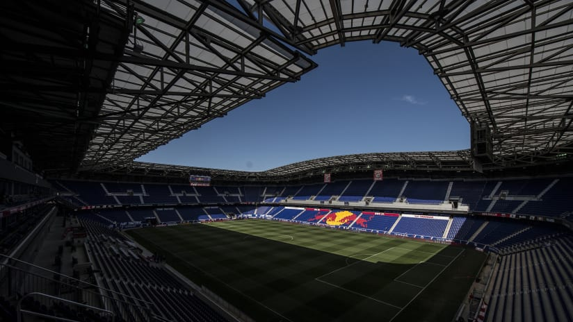 Red Bull Arena shadows