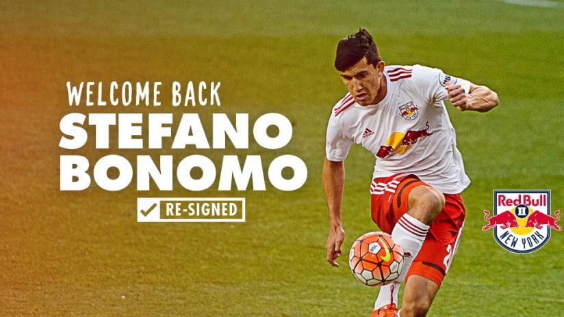 Stefano Bonomo Resigned