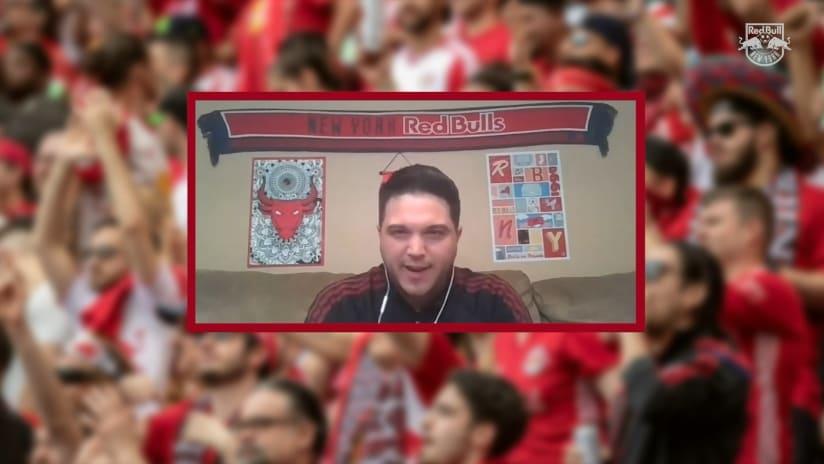 New York Red Bulls Name Stefano Fusaro Digital Correspondent and Spanish Radio Host