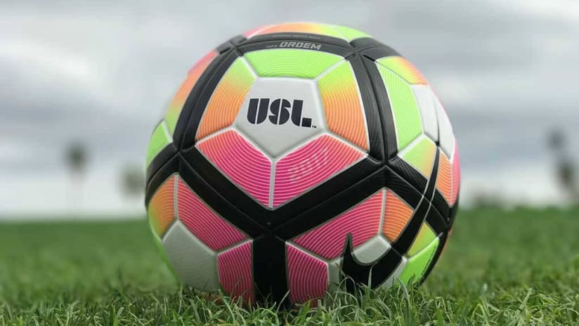 2017 USL Ball