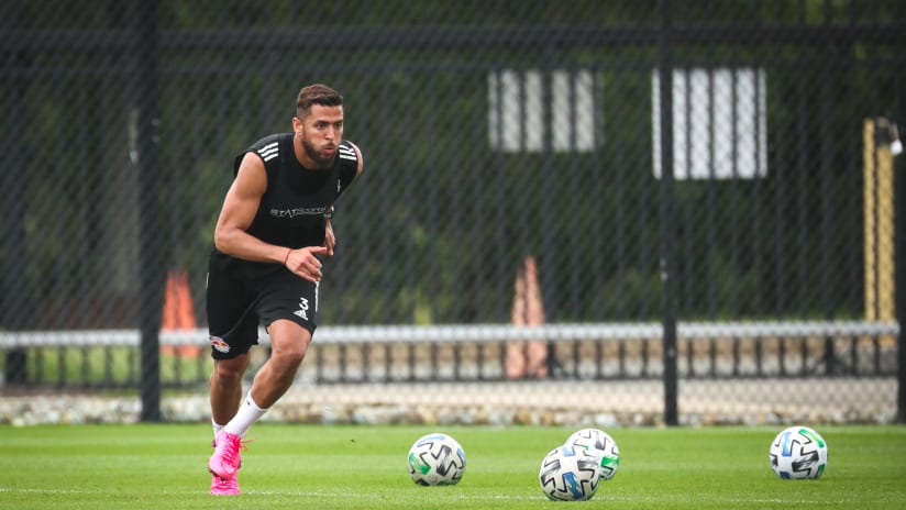 Amro Tarek Training