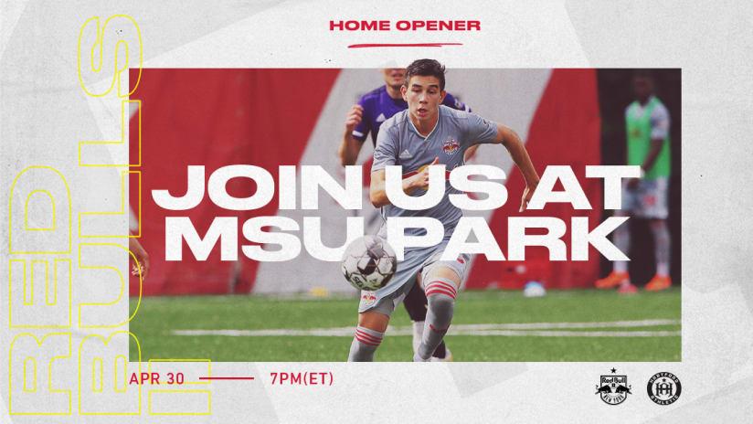 2021 USL Home Opener