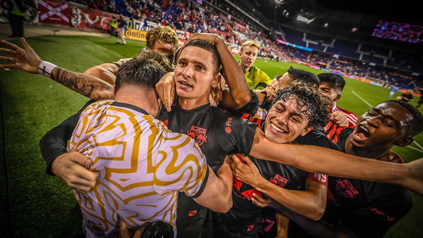 Following Round 1 Draw, RBNY Look to Adjust Ahead of Next Derby Match