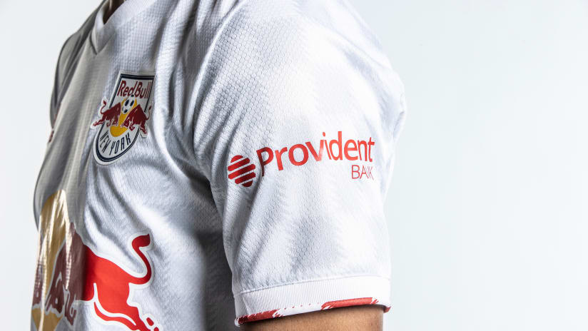 New York Red Bulls Further Partnerships with Jersey, Apparel Placements