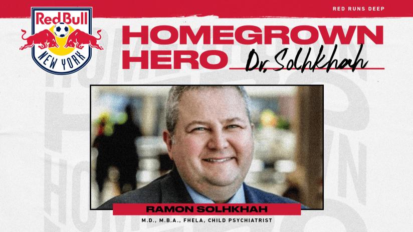 Homegrown Hero Ramon