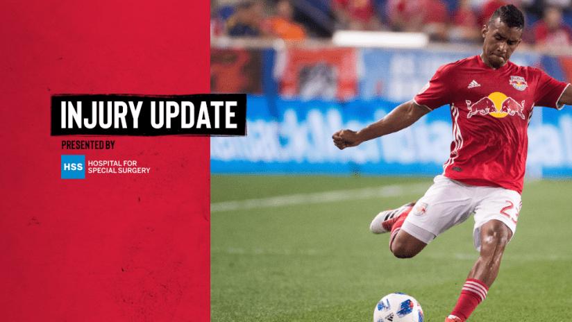 injury update 072719