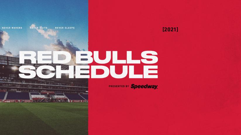 2021 MLS Schedule DL