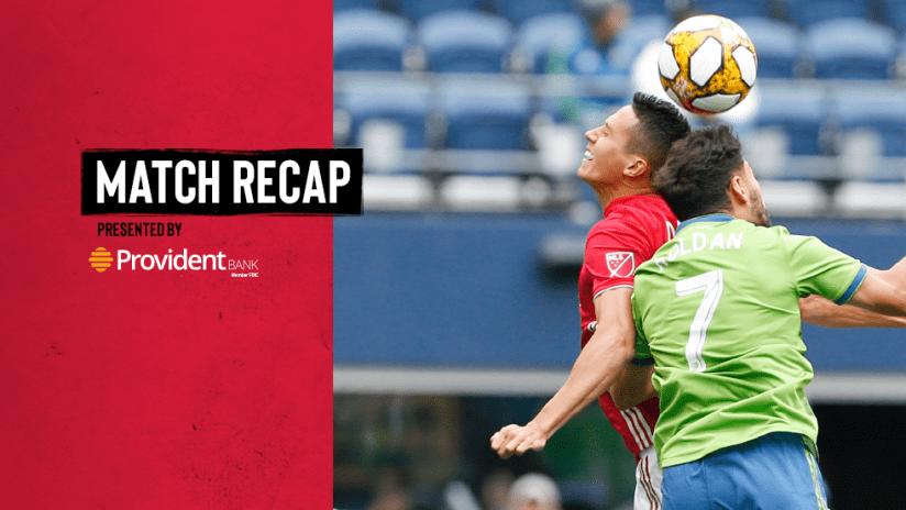 match recap 091519