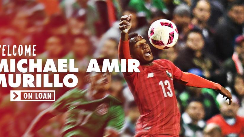 Michael Amir Murillo