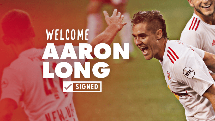 Aaron Long Signed