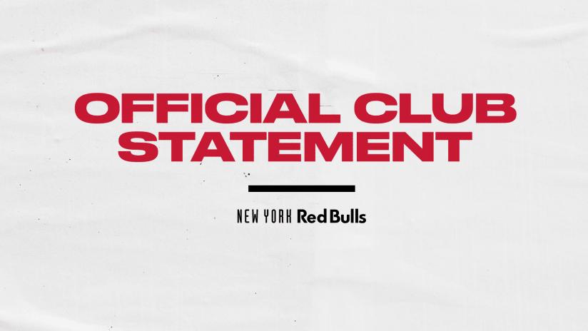 club statement