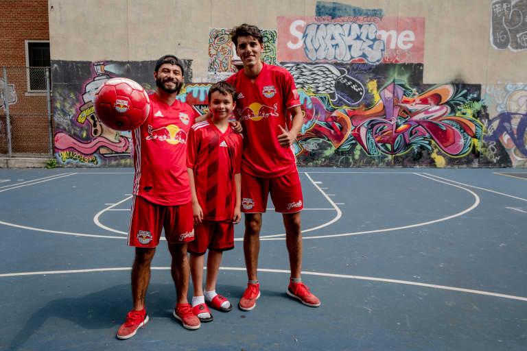 Urban Soccer Program -