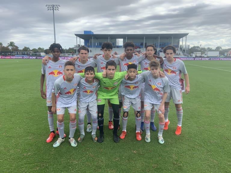 Academy Teams I