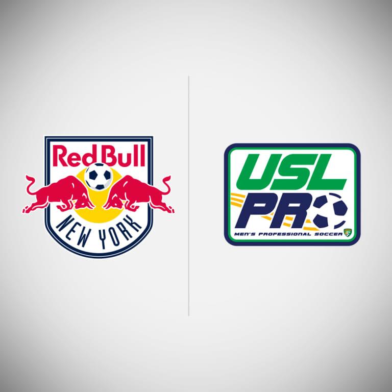 Red Bulls announce USL Pro team -