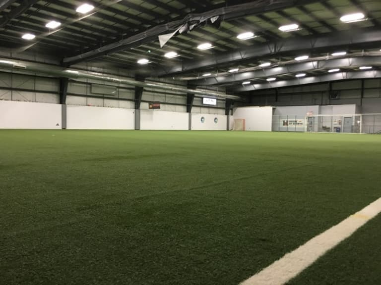 House of Sports  - House of Sports - field