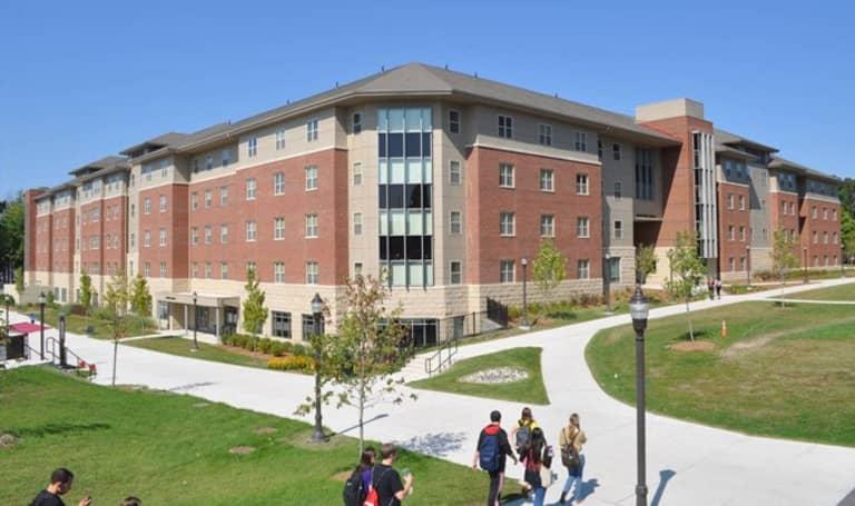 East Stroudsburg University  -