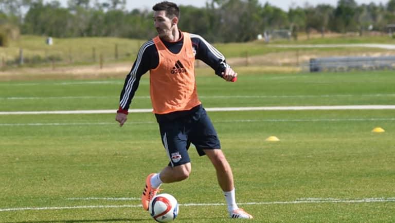 Training Report | Day Nine: Sacha's arrival, Miazga returns, and a training ground golazo -
