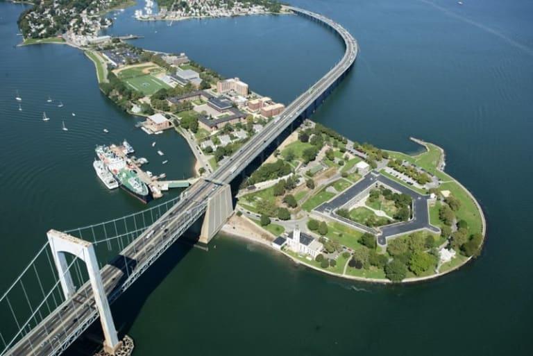 SUNY Maritime -