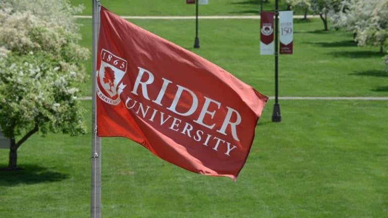 Rider University  -