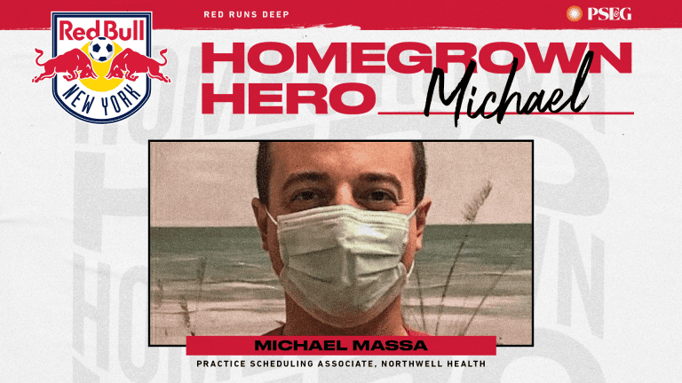 Meet Our Homegrown Hero, Michael Massa -