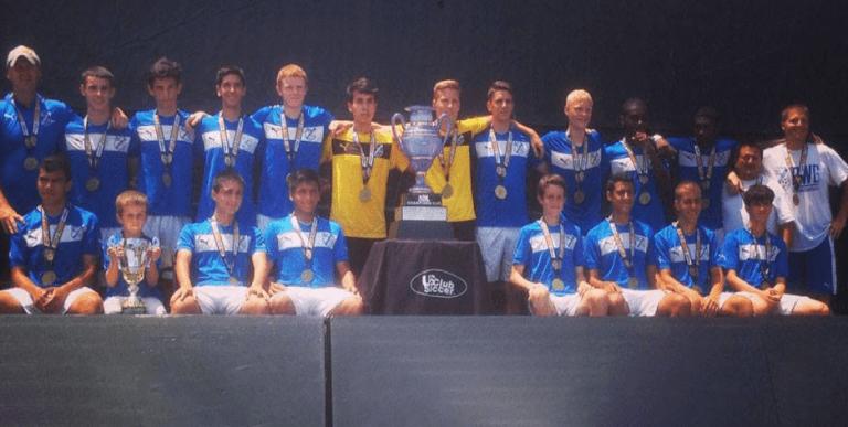 Academy Affiliate: BW Gottschee - BW Gottschee 2014 National Champions