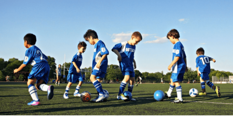 Academy Affiliate: BW Gottschee - Where is starts – 5-year-old Intramural