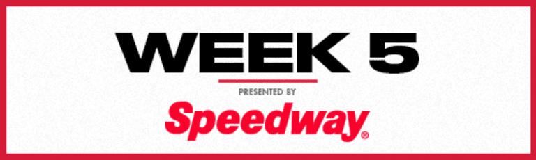 Week 5 Button - Speedway