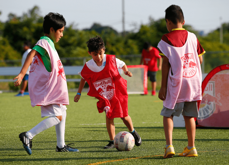 25 NYRB Youth Soccer Festival